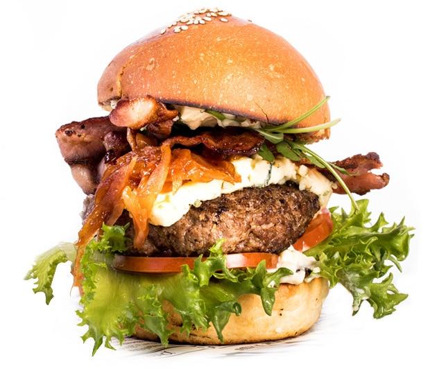 Aurajuustoburgeri