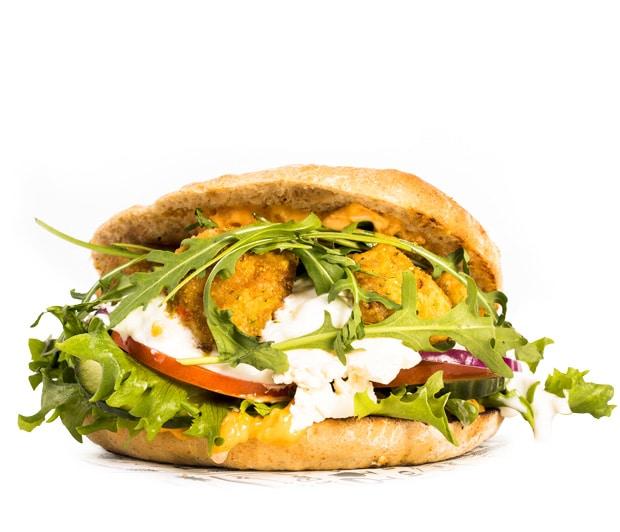 Falafel-pita